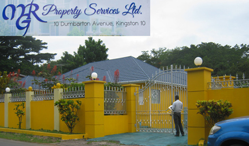 MRG Property Services board